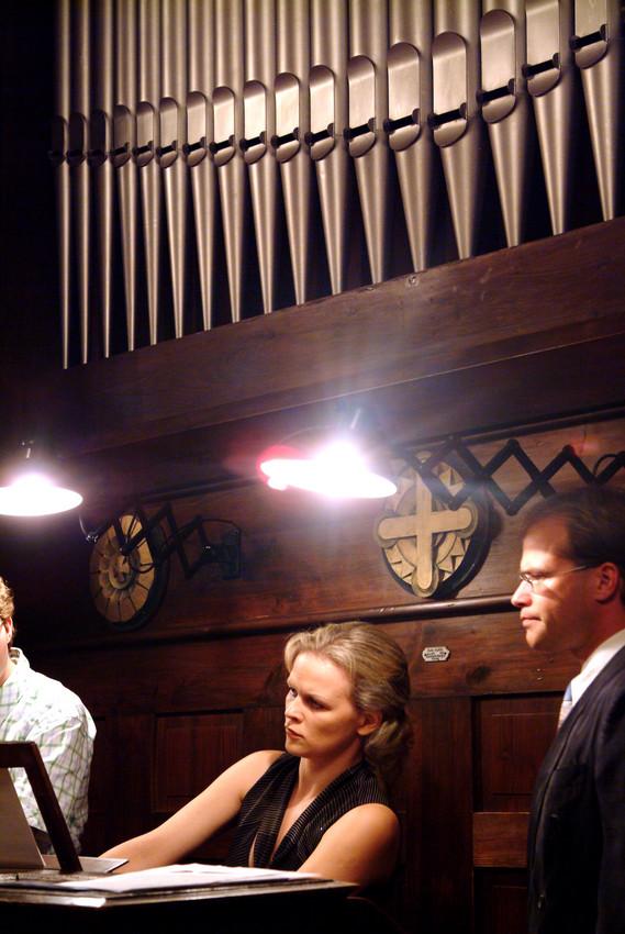 Wandelkonzert an der Orgel