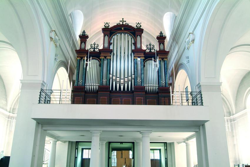 Walcker Orgel in der Sankt Maria Kirche
